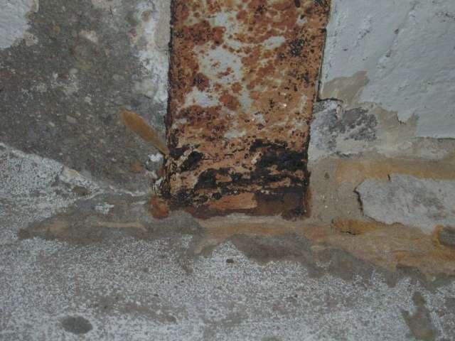 Hervorragend Feuchte Keller, nass Keller, feuchte Außenwand, Feuchtigkeit DF39