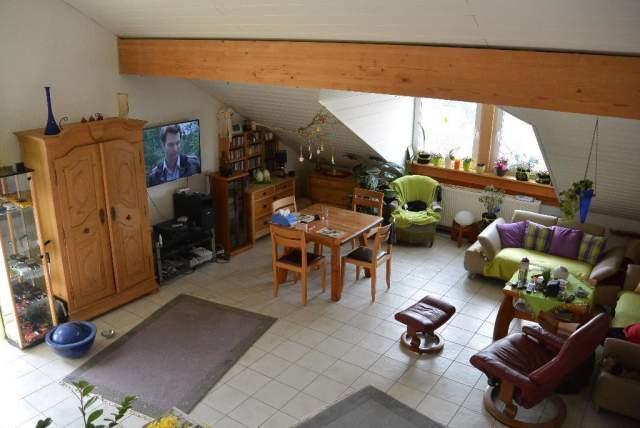 Bild: Breunigweiler   Eine Sehr Schöne, Moderne DH Mit ELW, Garage, Carport