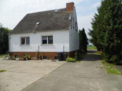 Bild: Bartow - Einfamilienhaus mit großem Grundstück in ruhiger Ortsrandlage