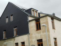 Bild: Hartha - Sanierungsbedürftiges 5 Familienhaus mit Doppelcaport und Hofeinfahrt in ruhiger Lage in Hartha