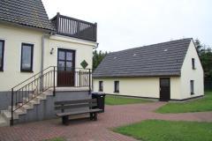 Bild: Ummanz - Westrügen:  Freistehendes Einfamilienhaus mit großem Garten und Nebengebäude
