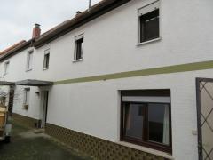 Bild: Worms - Renovierungsbedürftiges EFH in ruhigem Wohngebiet mit Garage und Garten in WO-Pfeddersheim