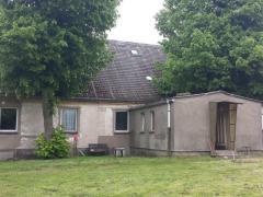 Bild: Wolgast - Mehrfamilienhaus mit sehr großem Grundstück