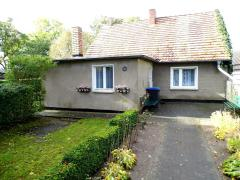 Bild: Kletzin - Kleines Einfamilienhaus mit sehr großem Grundstück