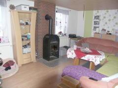 Bild: Emden - kleines Einfamilienhaus in Emden OT. Logumer Vorwerk mit Garten und Kamin