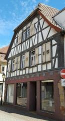 Bild: Rockenhausen - Schönes Fachwerkhaus in Rockenhausen