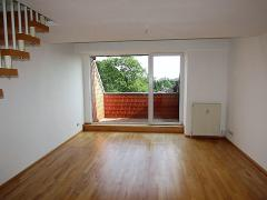 Bild: Pinneberg - Maisonette-Wohnung mit tollen Blick in die Ferne