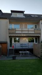 Bild: Mannheim - Eine sehr schöne 3 Zimmer ETW mit Garten, Balkon, Terrasse und Garage in MA-Waldhof