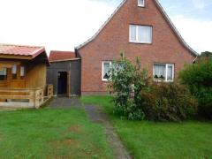 Bild: Wittmund - Einfamilienhaus in ruhiger Wohnlage mit Garten - ca. 25 Km bis zur Küste