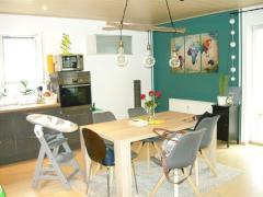 Bild: Bürstadt - Perfekt geschnittene, hochmoderne Erdgeschosswohnung mit Gartenanteil und ruhiger Ortsrandlag
