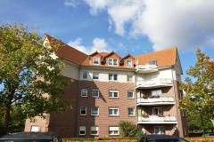 Bild: Bergen auf Rügen - EG-2-Zi.ETW in einem großem MFH, BJ 1996, WFl. 65 m², Terrasse, Stellplatz, Kellerraum;
