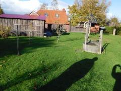 Bild: Wittmund - Kleines Einfamilienhaus , ruhige Wohnlage, großer Garten - Südseite, auch als Ferienhaus geeignet