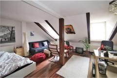 Bild: Mannheim - 3 Zimmer Dachgeschoßwohnung in Mannheim