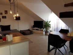 Bild: Ludwigshafen am Rhein - Wunderschöne 3-Zimmer Maisonette ETW mit Balkon und Garage in ruhigem Wohngebiet in LU-Melm