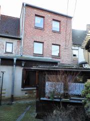 Bild: Jarmen - Stadthaus mit großem Nebengebäude und kleinem Garten