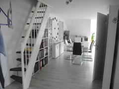 Bild: Gau-Odernheim - Maisonette-Wohnung in Gau-Odernheim