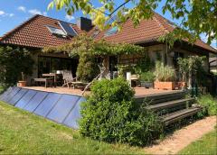 Bild: Hetlingen - Großzügiges, freistehendes Einfamilienhaus mit Sauna, Doppel-Garage und Keller