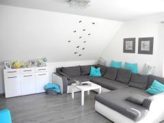 Bild: Worms - Neuwertige 2-Zimmer Eigentumswohnugn mit toller Dachterrasse und TG-Stellplatz