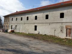 Bild: Bobenheim-Roxheim - BAUTRÄGER / INVESTOREN - 3 sanierungsbedürftige Reihenhäuser ausserhalb von Bobenheim-ROXHEIM