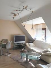 Bild: Worms - Dachgeschoßwohnung in Worms mit TG Stellplatz und Dachterrasse